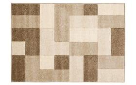 Teppich Panda Dana in creme/beige, 65 x 130 cm