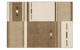 Teppich Sevilla 200 in creme/beige, 65 x 130 cm