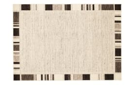 Teppich Natura Wool Chiba in wolle-natur, 65 x 130 cm
