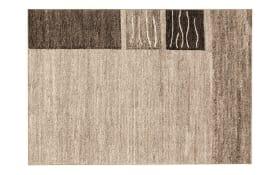 Teppich Natura Wool Corner in natur, 65 x 130 cm
