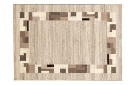 Teppich Natura Wool Mika in natur, 65 x 130 cm