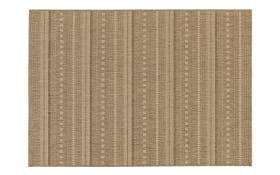 Webteppich Andria in coffee, 60 x 110 cm