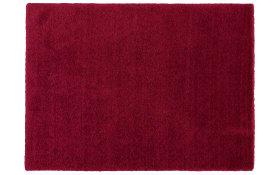 Teppich Livorno Deluxe in rot, 70 x 140 cm