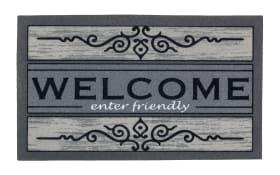 Fußmatte Fashion Welcome, 40 x 70 cm