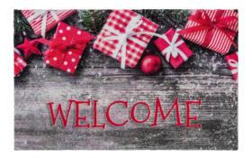 Fußmatte Geschenke Welcome in 40 x 60 cm