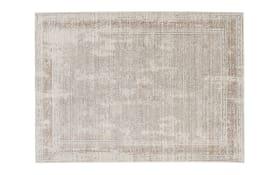 Teppich Shining in grau/blau, 140 x 200 cm