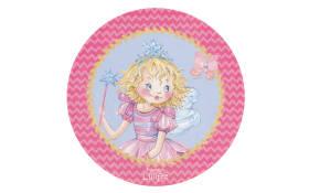 Kinderteppich Prinzessin Lillifee 110, Ø 100 cm