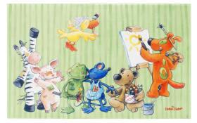 Kinderteppich Die Lieben Sieben 210, 100 x 160 cm