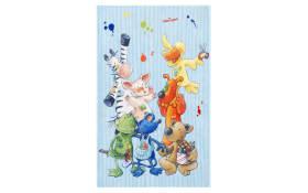 Kinderteppich Die Lieben Sieben 211, 80 x 150 cm