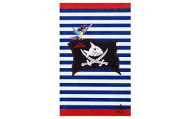 Kinderteppich Capt'n Sharky 310, 80 x 150 cm