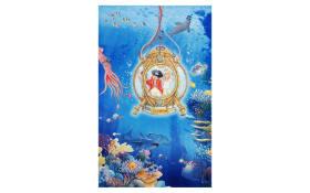 Kinderteppich Capt'n Sharky 312, 100 x 160 cm