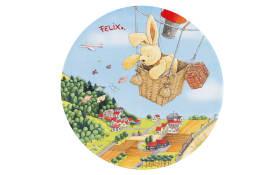 Kinderteppich Felix 415, 100 x 100 cm