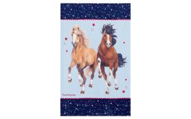 Kinderteppich Pferdefreunde 510, 100 x 160 cm