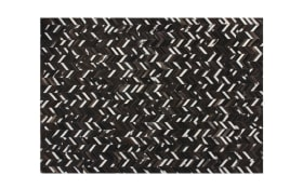 Patchwork Fellteppich Torrero 170 x 240 cm
