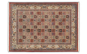 Persischer Moud in bunt, 170 x 240 cm