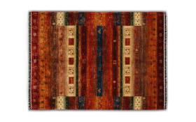 Teppich Ziegler Lori Afghan in bunt, 170 x 235 cm