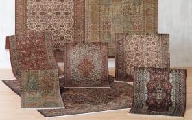 Teppich Kashmir Seide Royal in 80 x 125 cm