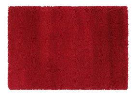 Teppich Ferro Shaggy in rot, 200 x 290 cm