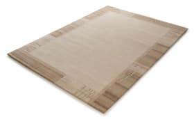Teppich Nepal Premium in beige, 70 x 140 cm