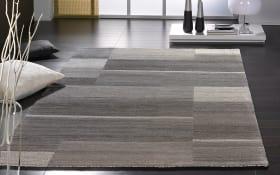 Teppich Nepal Premium in grau, 70 x 140 cm