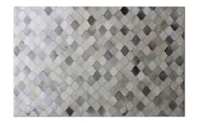 Fellteppich Exotic in grau, 90 x 160 cm