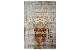 Teppich my Laos in rostfarbig, 80 x 150 cm