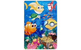 Teppich my Fairy Tale  - Under the sea, 100 x 150 cm