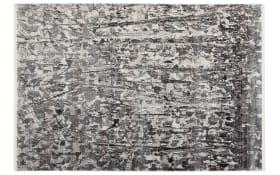 Teppich my Laos in silber, 80 x 150 cm
