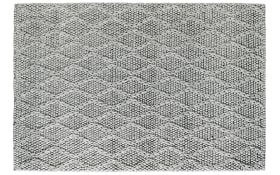 Teppich my Studio in silber, 80 x 150 cm
