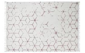Teppich my Stockholm in fuchsia, 60 x 110 cm