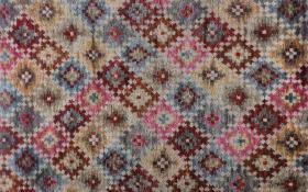 Teppich Verde in bunt, 250 x 300 cm