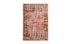 Teppich Ariya 625 in rot, 80 x 150 cm