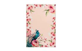 Teppich Blossom 125 in multi/creme, 80 x 150 cm