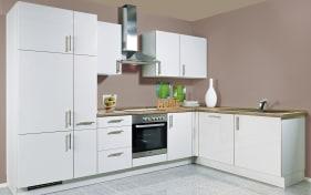 Einbauküche Flash in grau