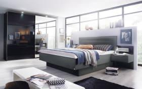 Schlafzimmer Eve in graphit
