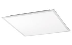 LED-Deckenleuchte Hades in weiß, 30 x 30 cm