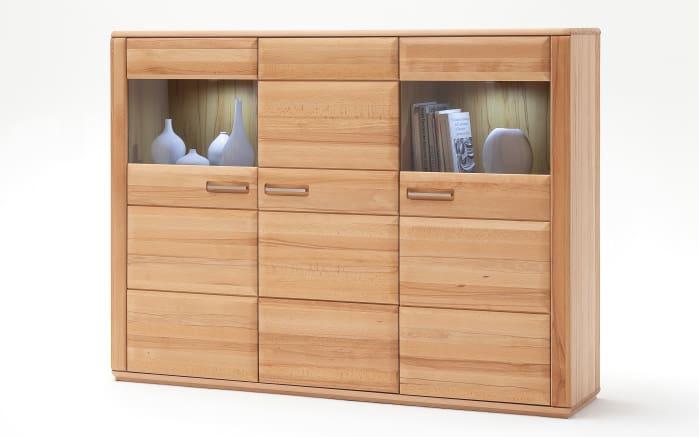 highboard sena in kernbuche online bei hardeck kaufen. Black Bedroom Furniture Sets. Home Design Ideas