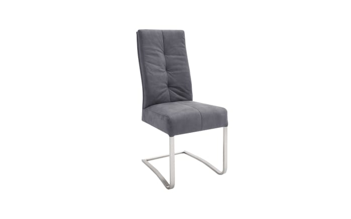 schwingstuhl salva in grau online bei hardeck kaufen. Black Bedroom Furniture Sets. Home Design Ideas