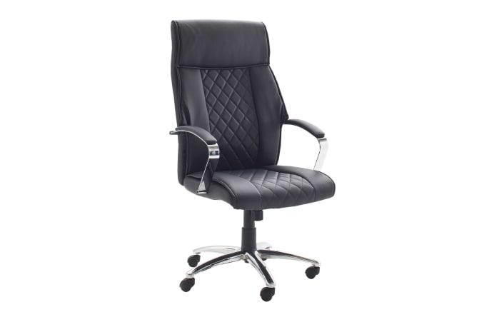Bürosessel Golo in schwarz