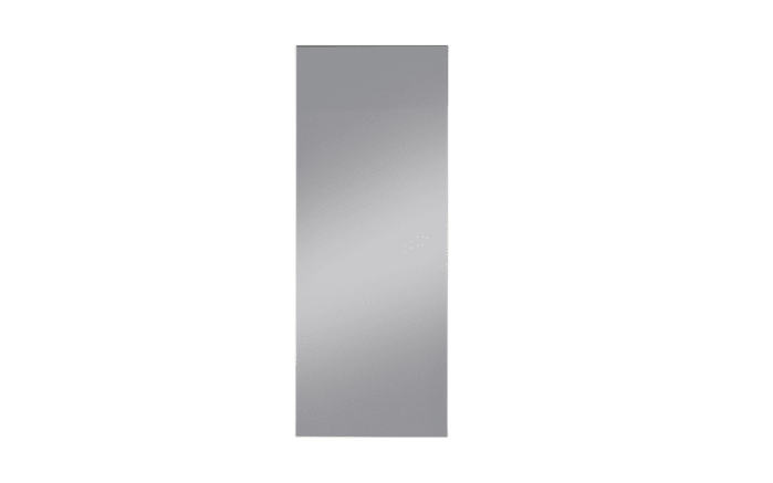 Wandspiegel klein -5042- aus Klarglas, 37 x 95 cm