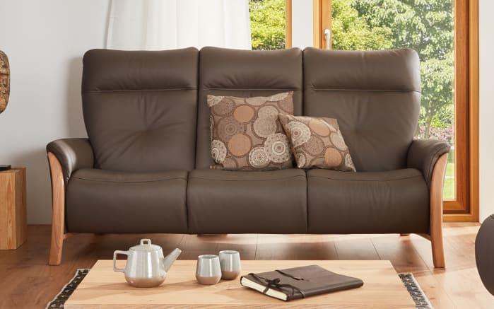 3-Sitzer 4536 Comfortmaster in brown