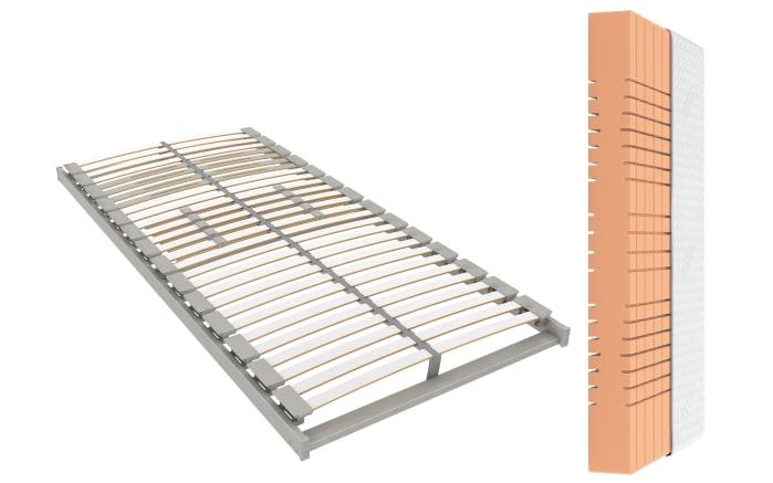 Matratzenset Geltex Quantum/Classic 28 NV in 90 x 200 cm, H3