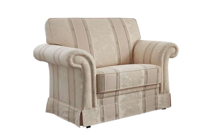 Sessel Imperial in beige