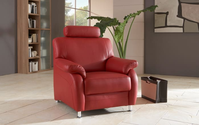 Sessel Tyler-L in rot