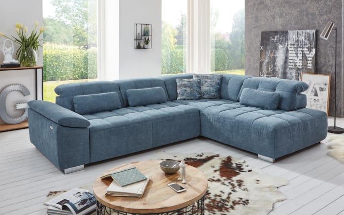 Wohnlandschaft Creation In Blau Online Bei Hardeck Kaufen