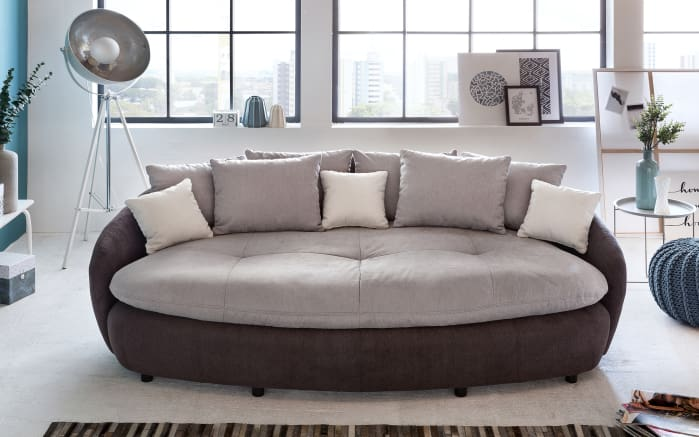Big Sofa Aruba In Brown Elephant Online Bei Hardeck Kaufen
