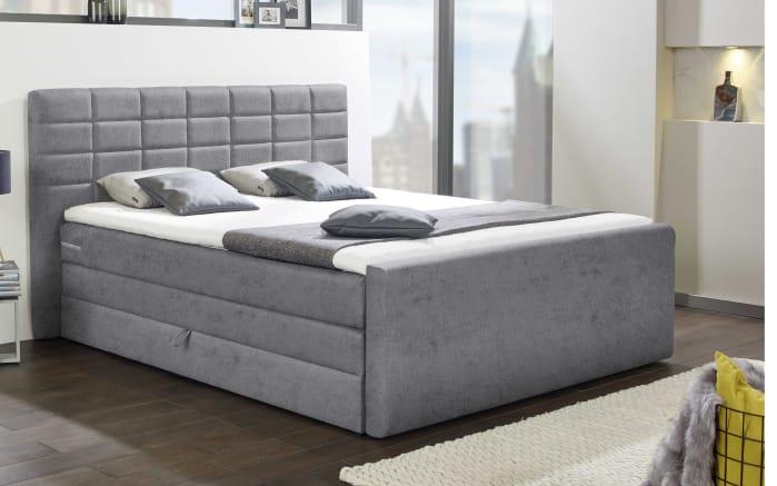 boxspringbett ancona 2 in darkgrey online bei hardeck kaufen. Black Bedroom Furniture Sets. Home Design Ideas
