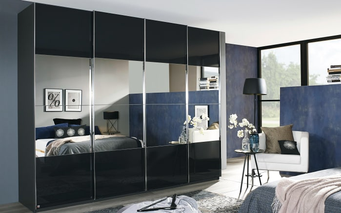 kleiderschrank saligo in basalt graphit online bei hardeck. Black Bedroom Furniture Sets. Home Design Ideas