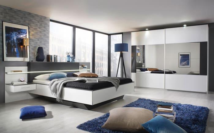 Schlafzimmer Elissa in weiß