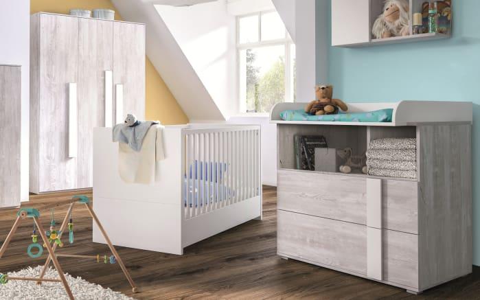 Babyzimmer Scandic in Nordic-Pinien-Nachbildung online bei HARDECK ...